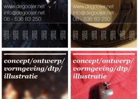 Serie advertenties