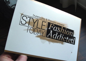 Fashion Addicted VIP uitnodiging